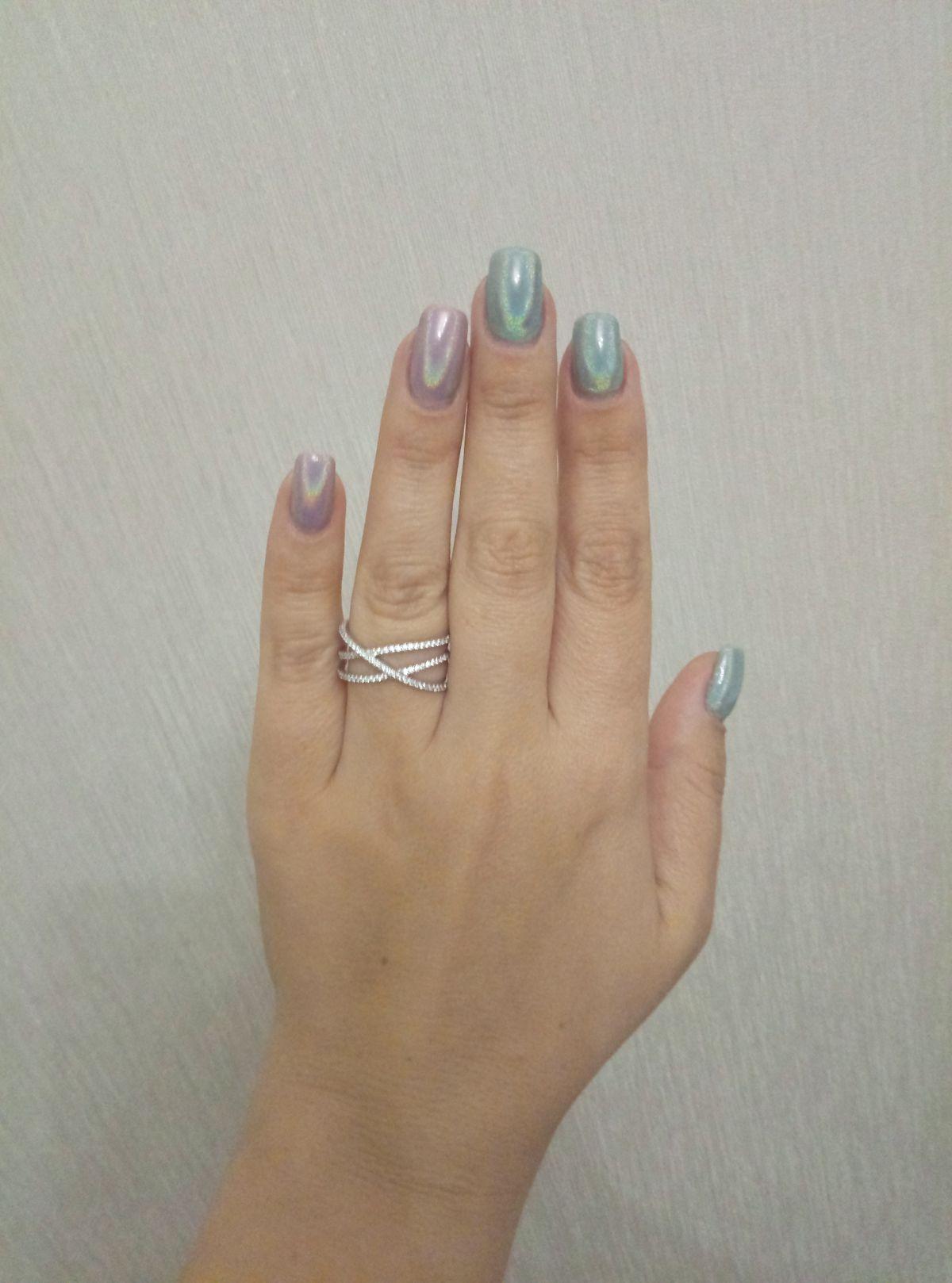 Кольцо обалденно крутое!