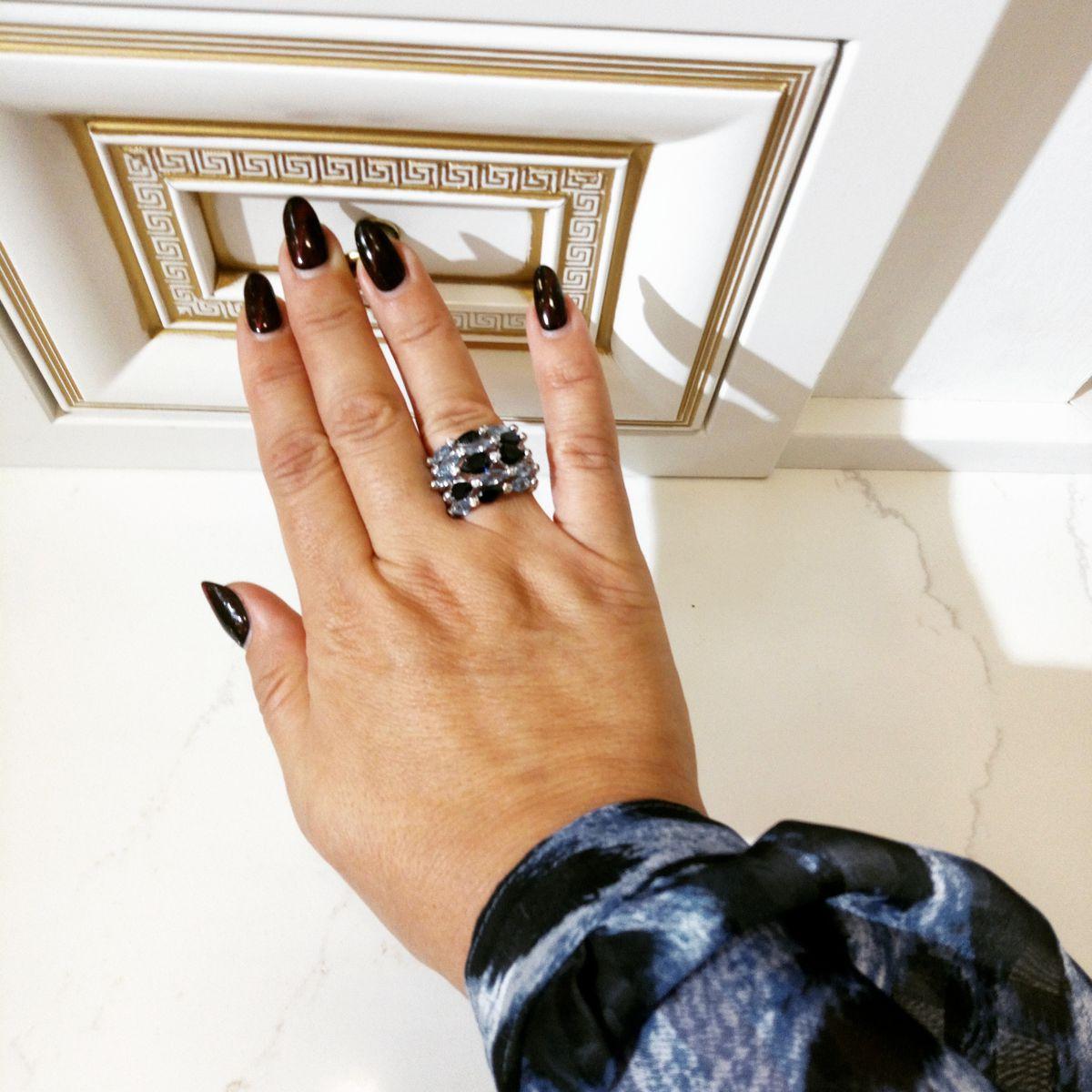 Эффектное кольцо, рекомендую!