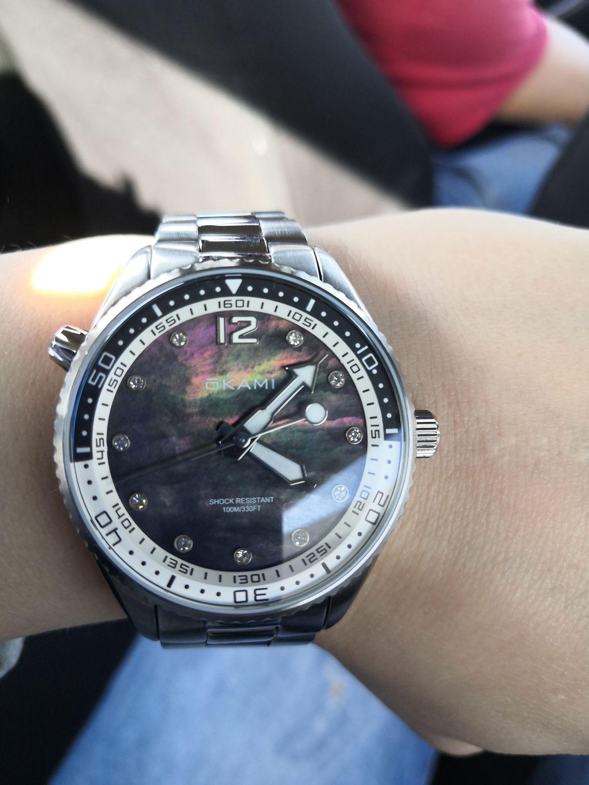 Okami часы женские