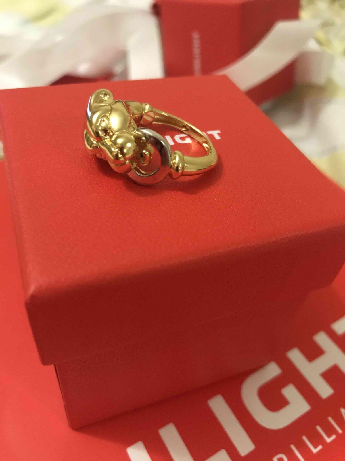 Красивое и модное кольцо