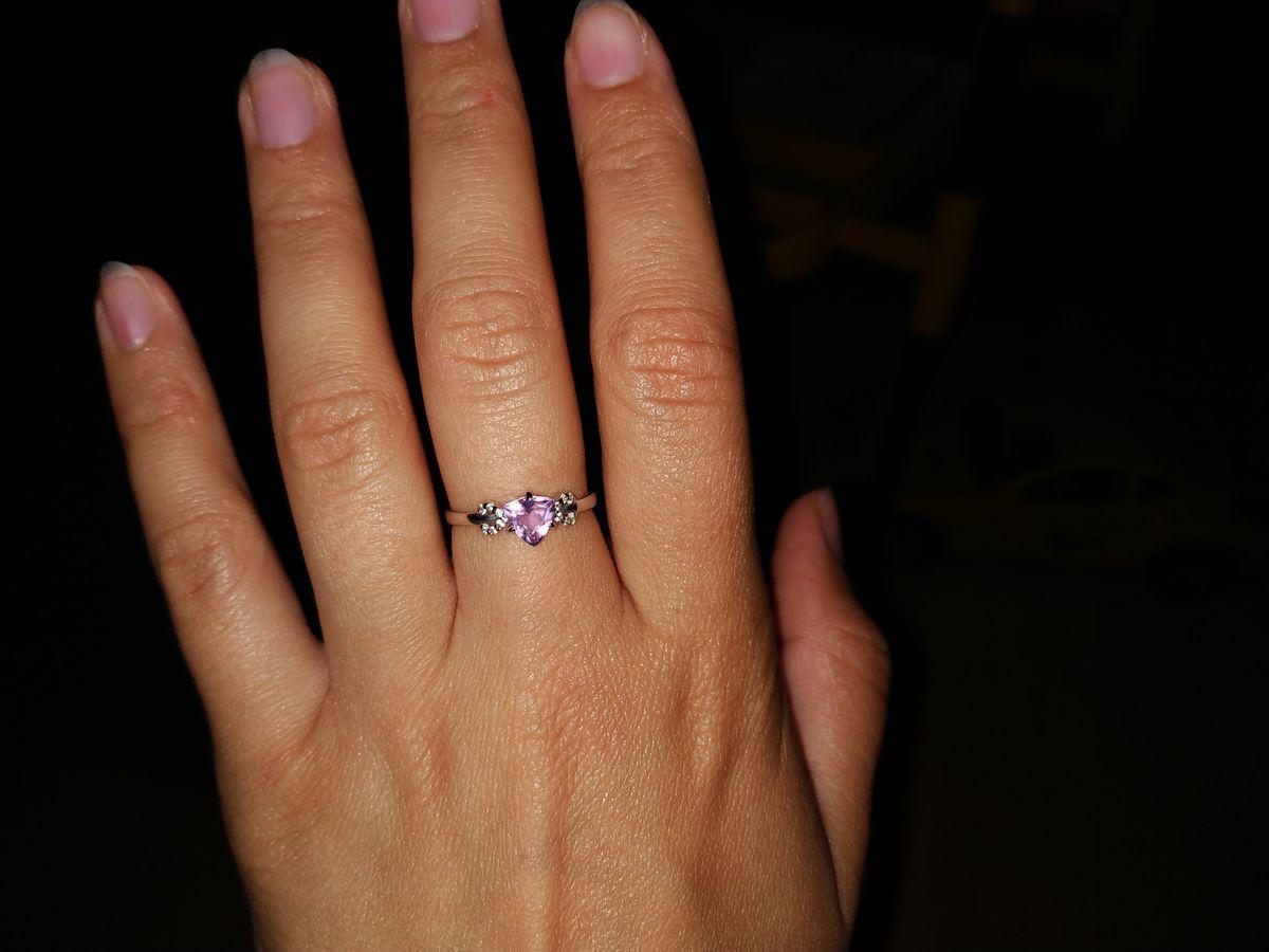 Очень утонченное кольцо