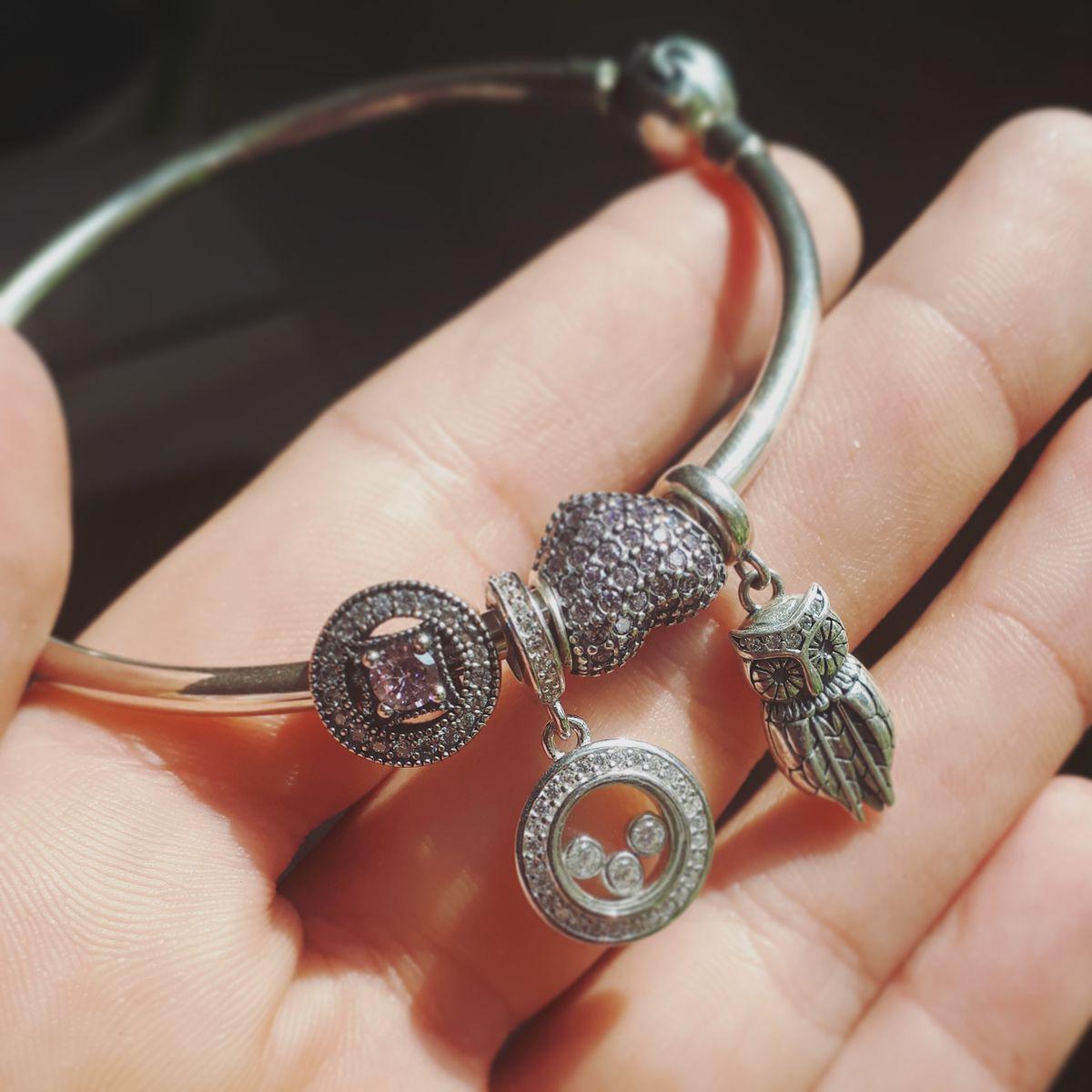 Шарм-медальон