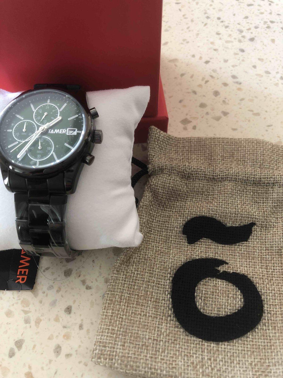 Мужские часы TAMER