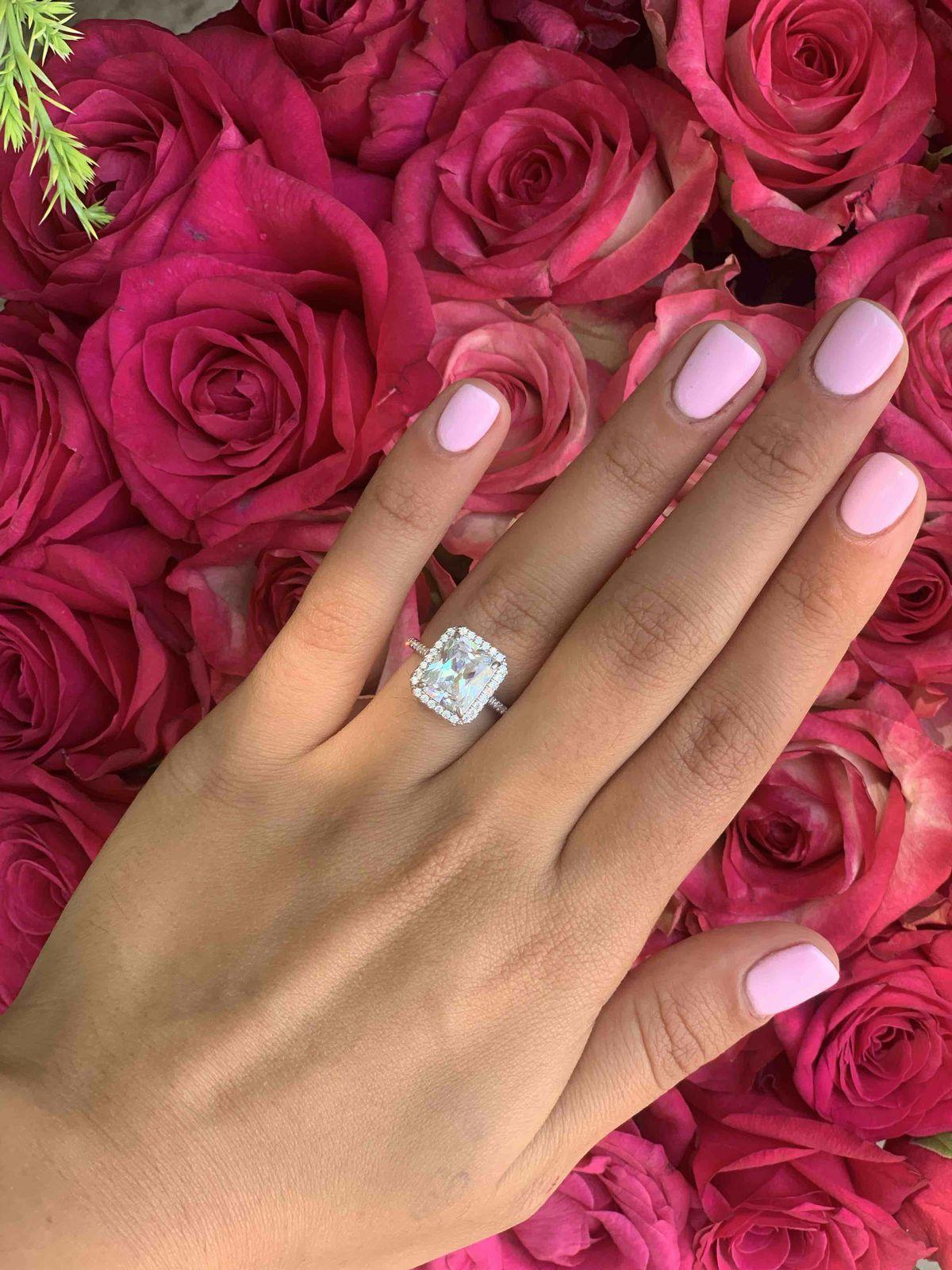 Супер кольцо, очень довольна покупкой