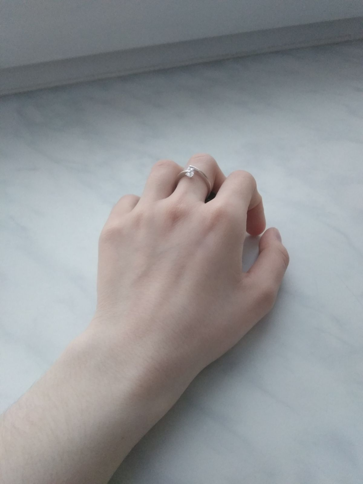 Покупала кольцо в подарок и не прогадала.