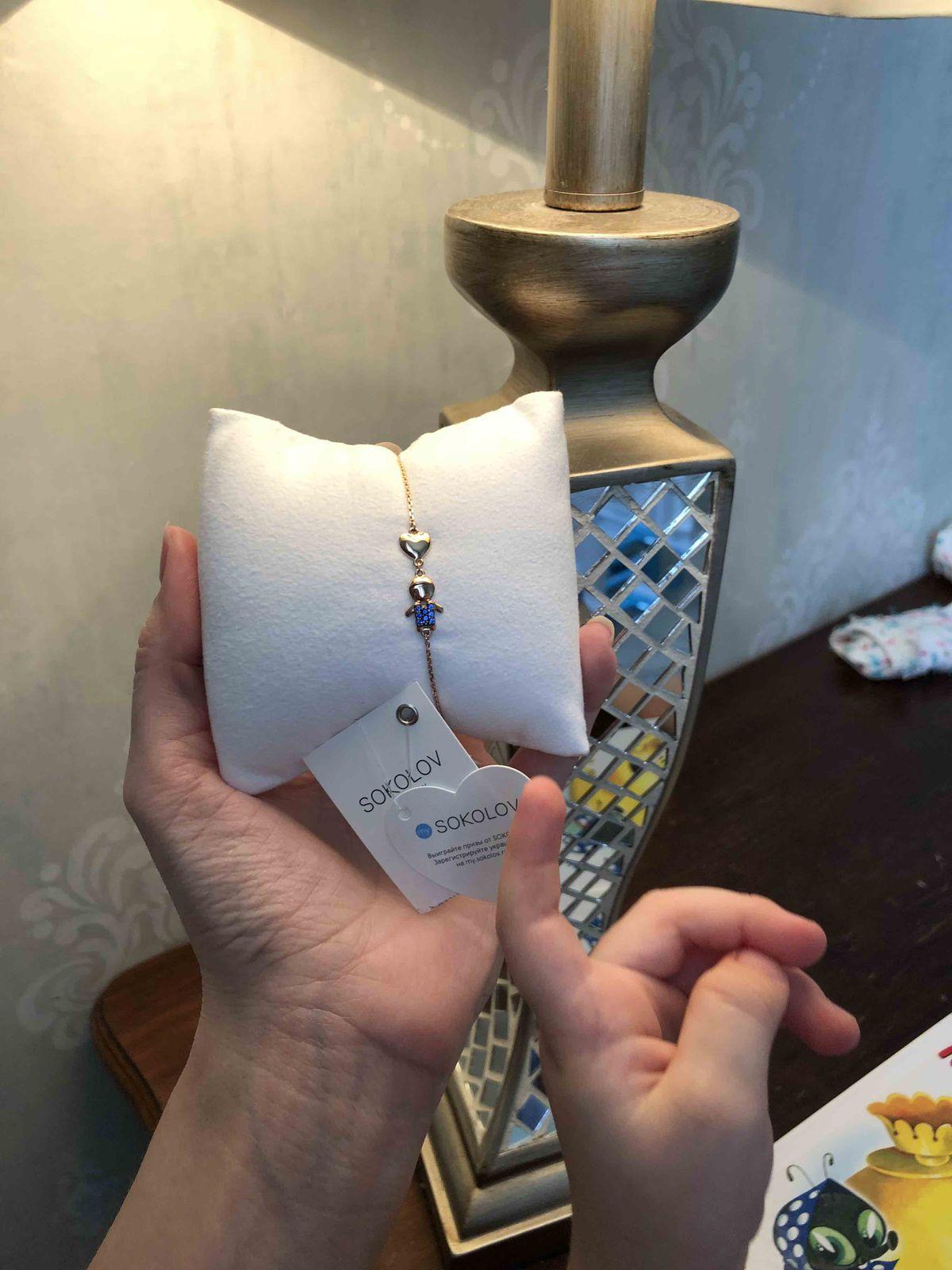Очень красивый браслетик!