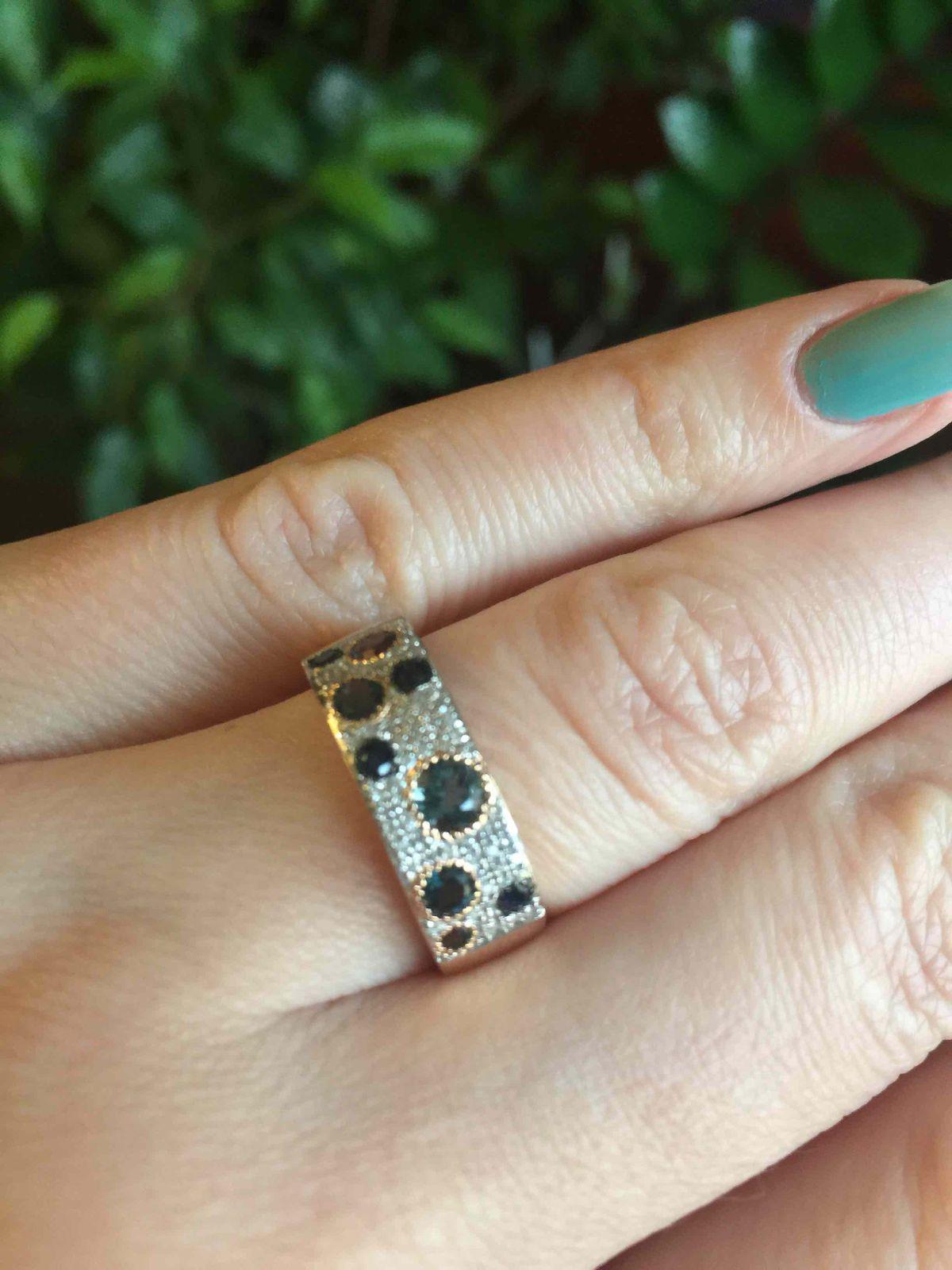 Супер классное кольцо