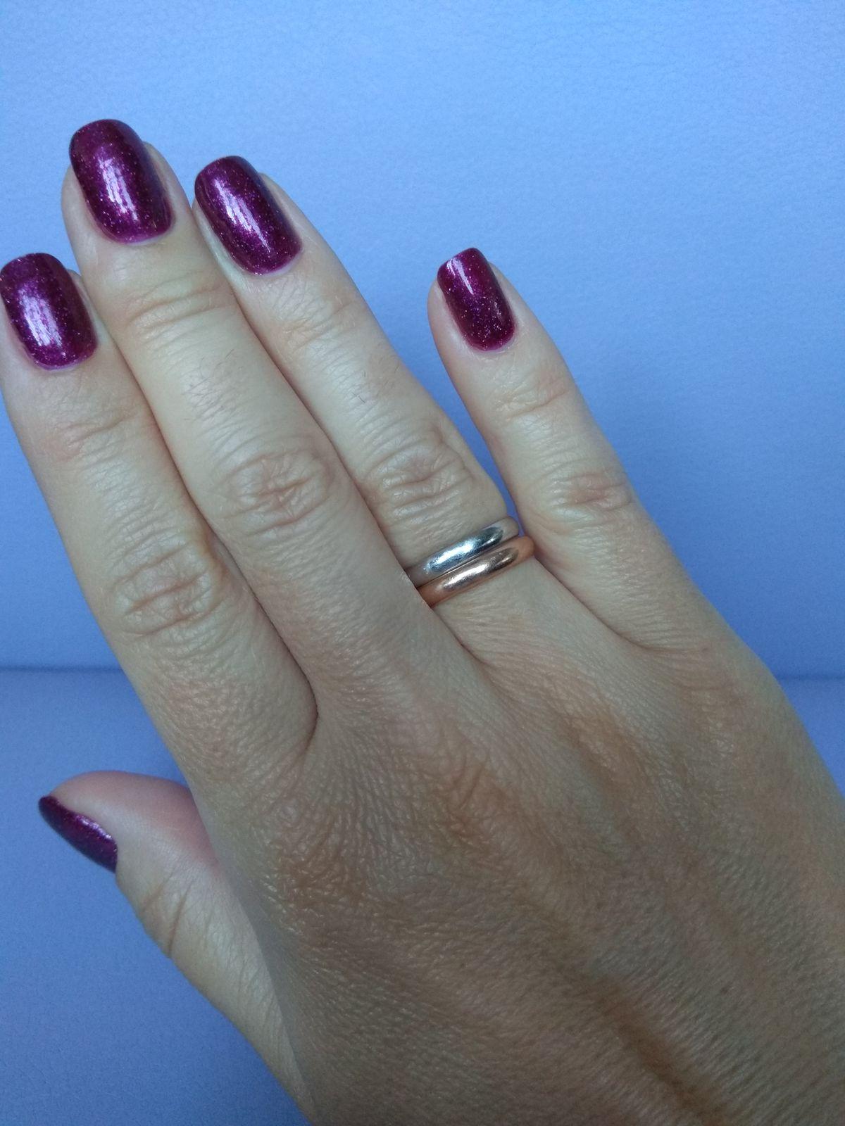 Кольцо к свадебному юбилею