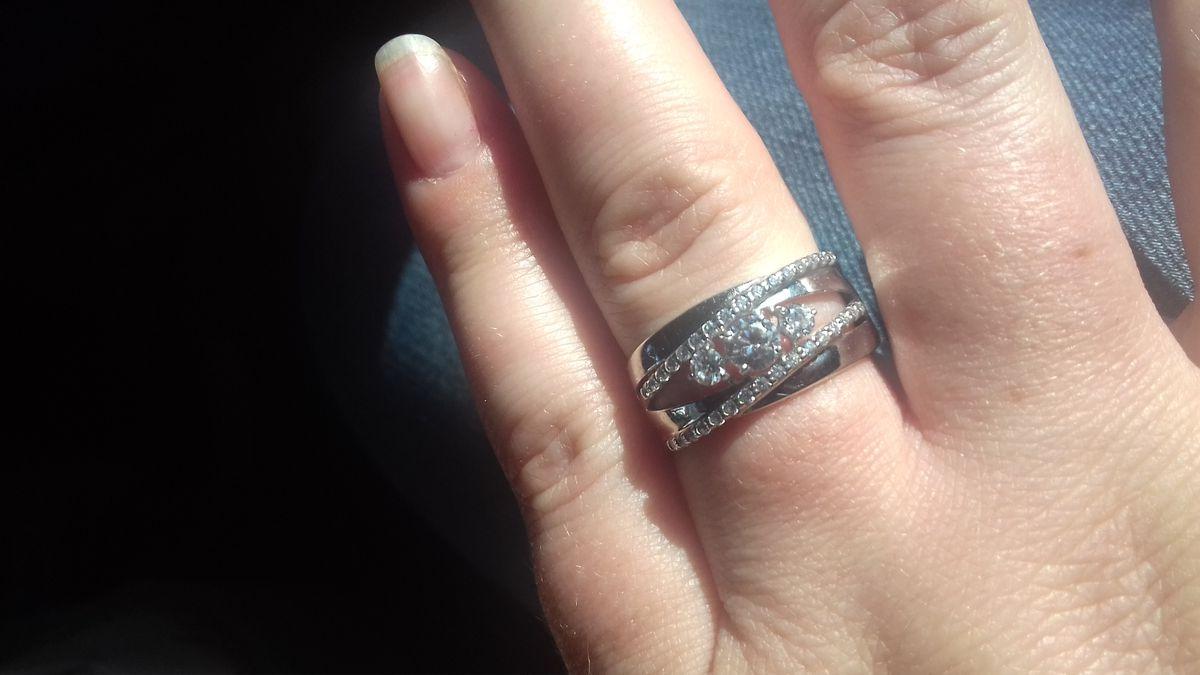 Современное кольцо