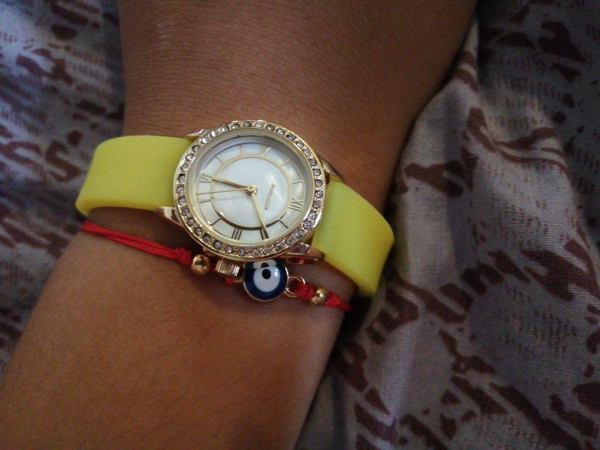 Купила часы дочке