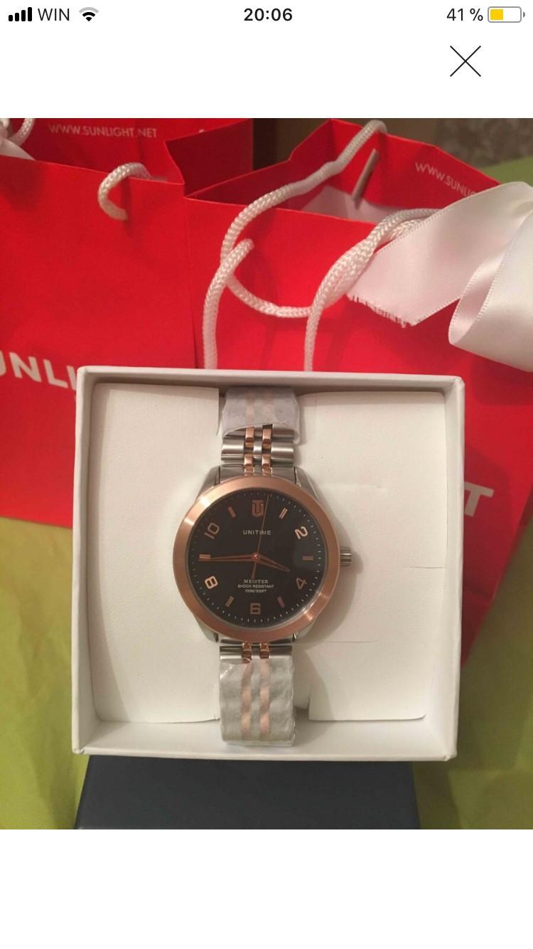 Часы в подарок для племянника