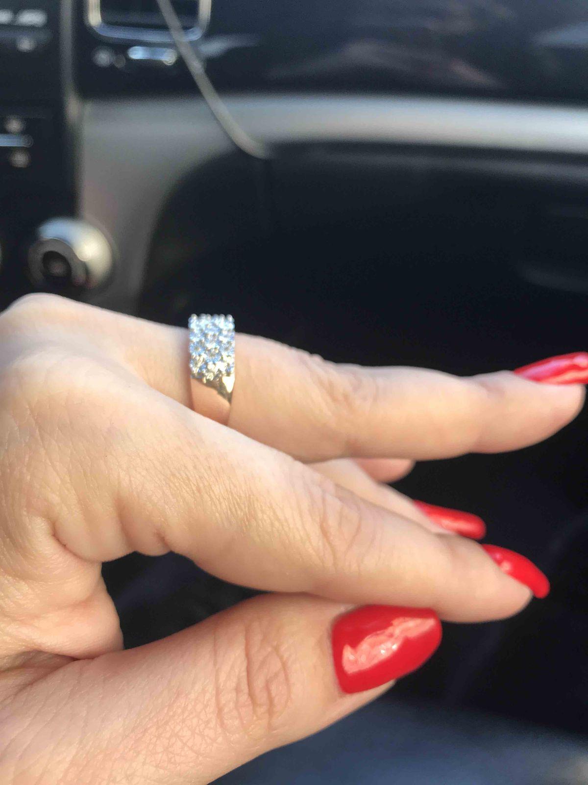 Кольцо просто замечательное,
