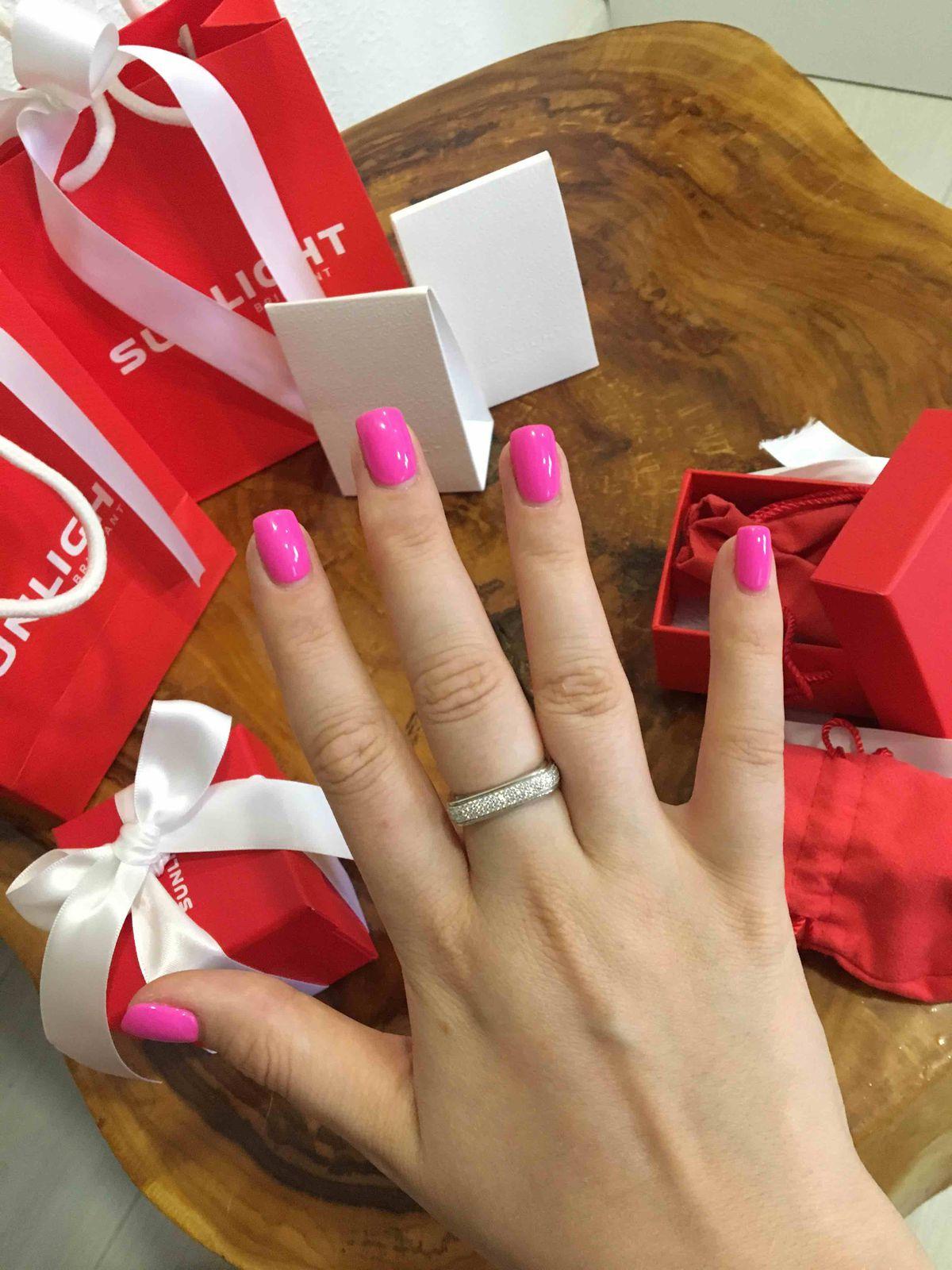 Кольцо безумно роскошное!