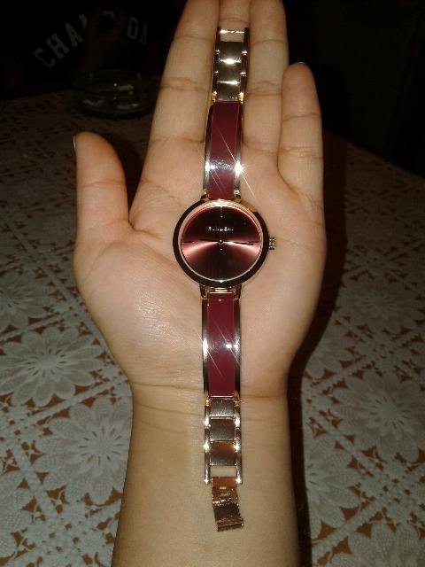 Давно хотела часы, но не могла определится с выбором.