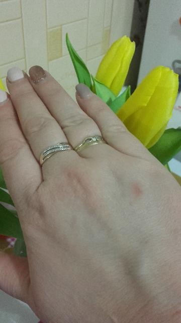 Подарок на 8-ое марта от мужа!!
