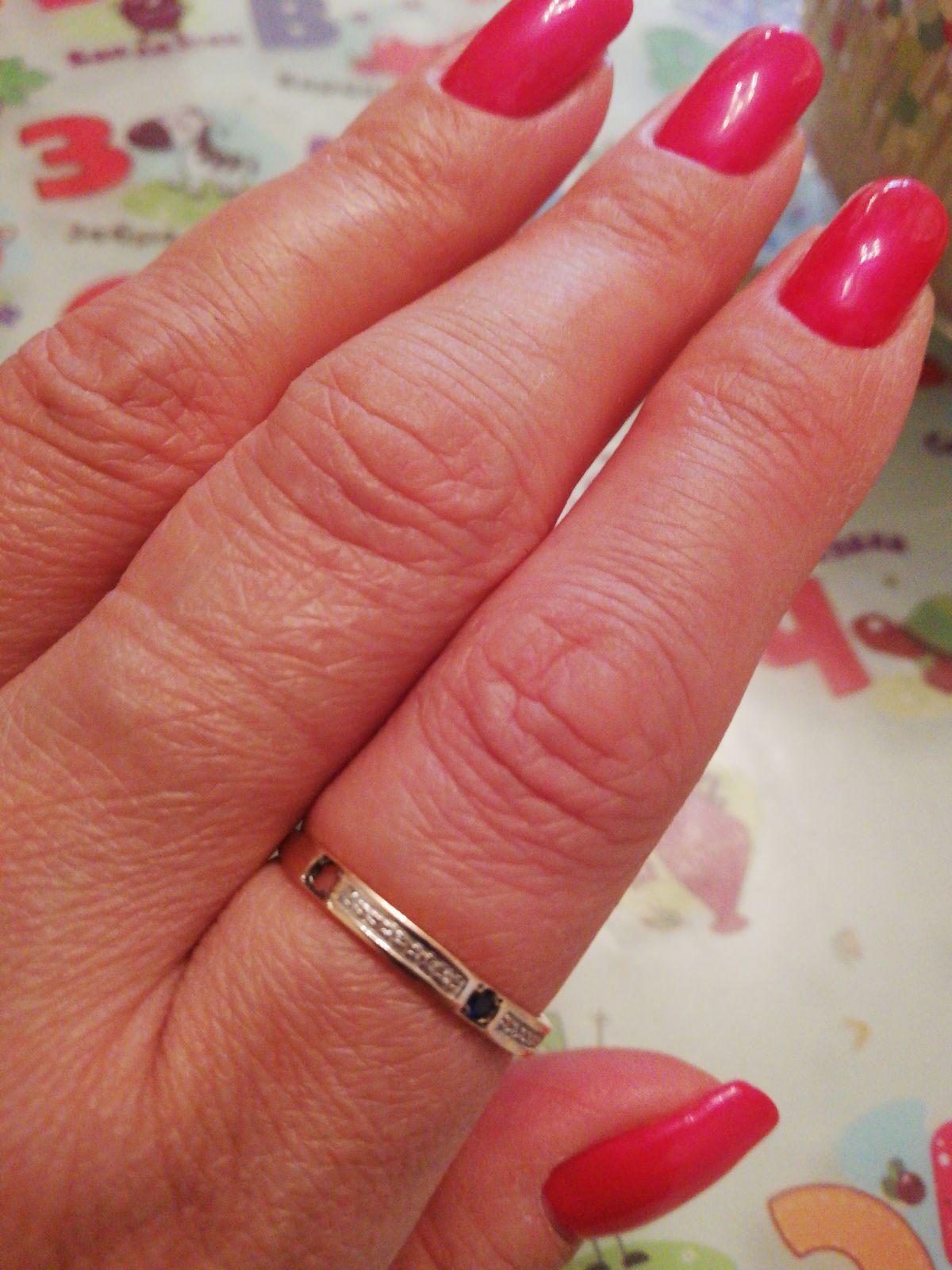Прекрасное кольцо на повседневную носку......