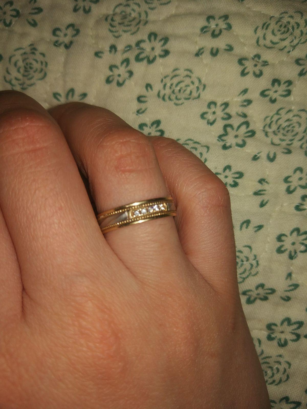 Свадебные кольца.