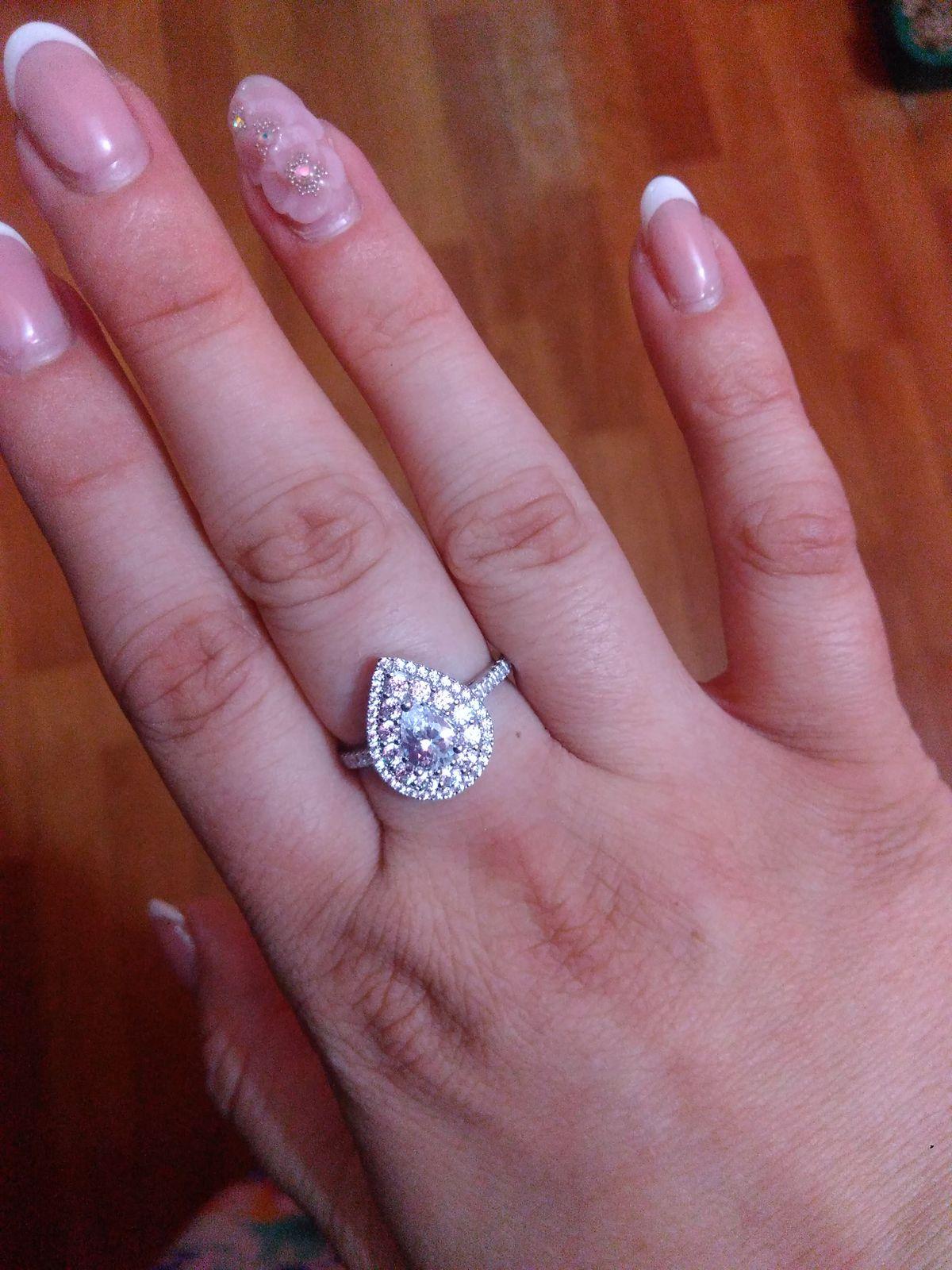 Шикарное кольцо!))