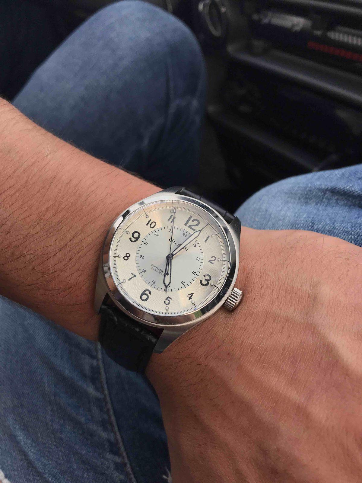 Часы, коллекция: OKAMI MEERKAT