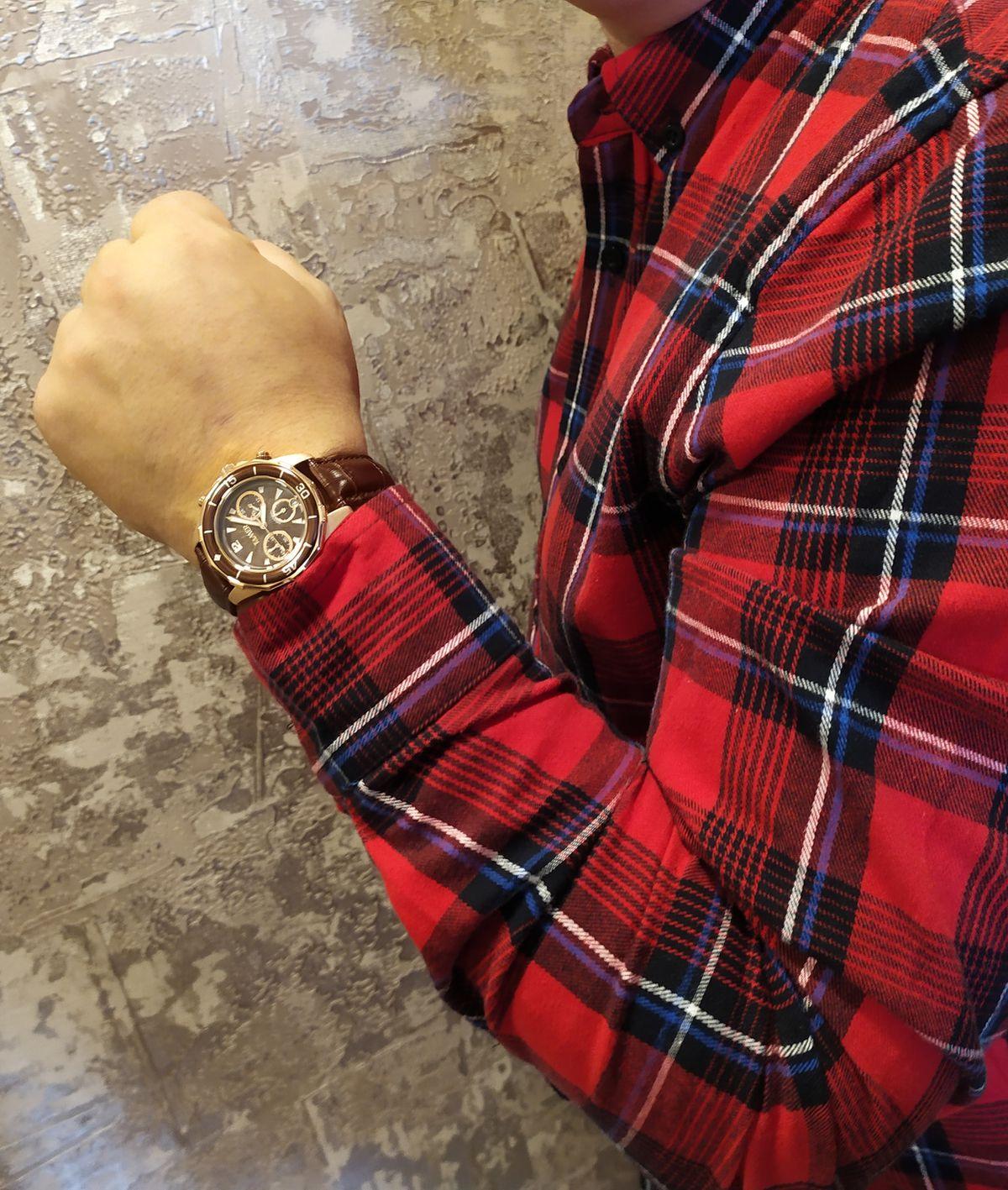 Часы Tamer TS400ARS-31LS