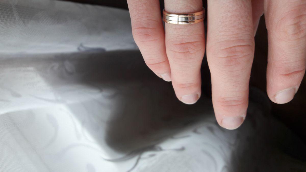 Золотое кольцо на свадьбу