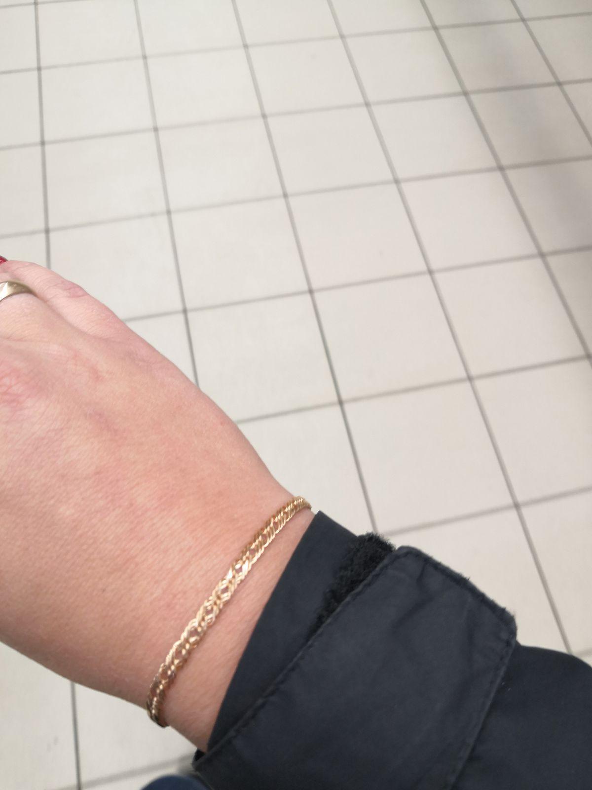 Браслет на руку