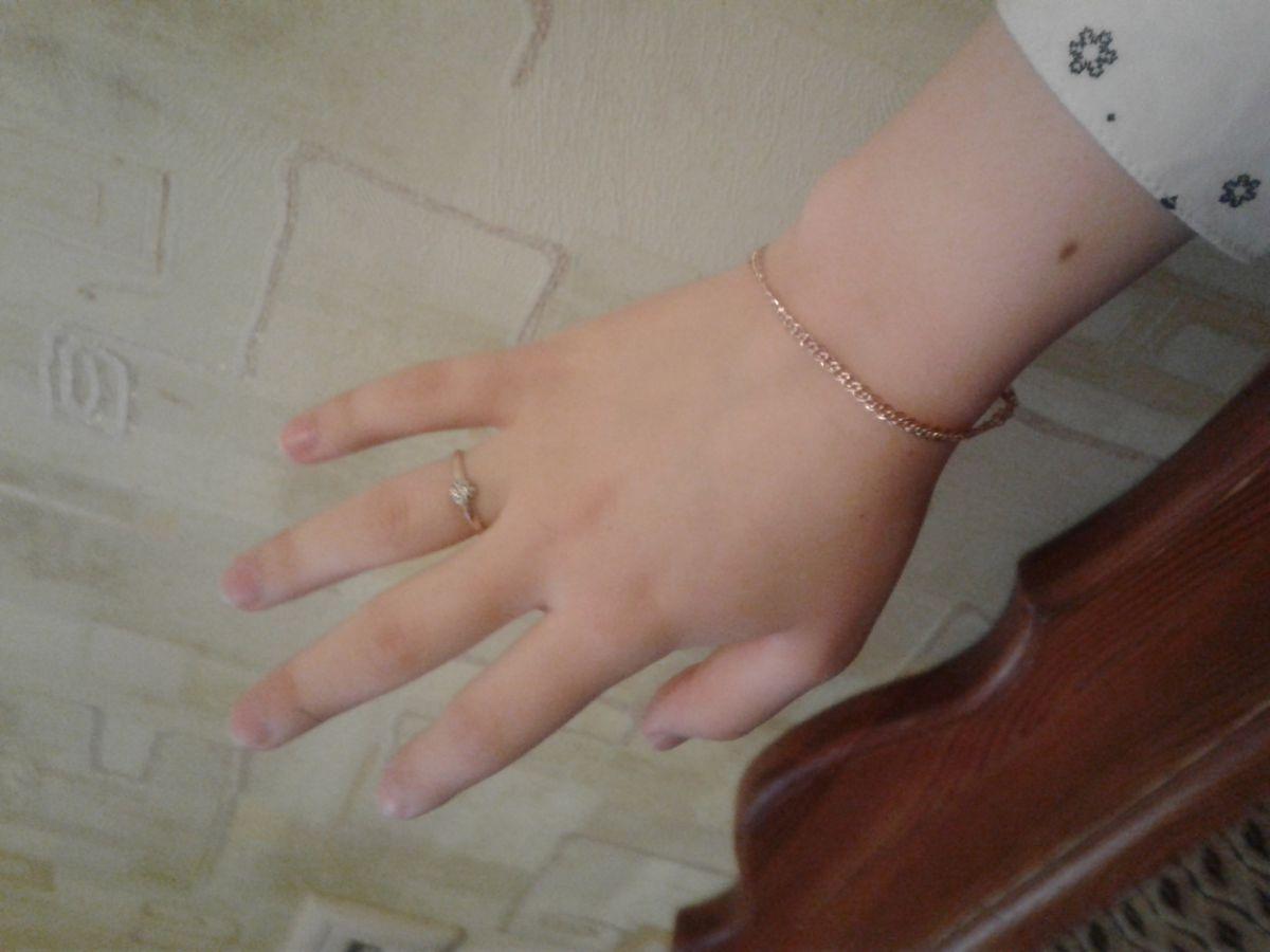 Очень нежный и красивый браслет.
