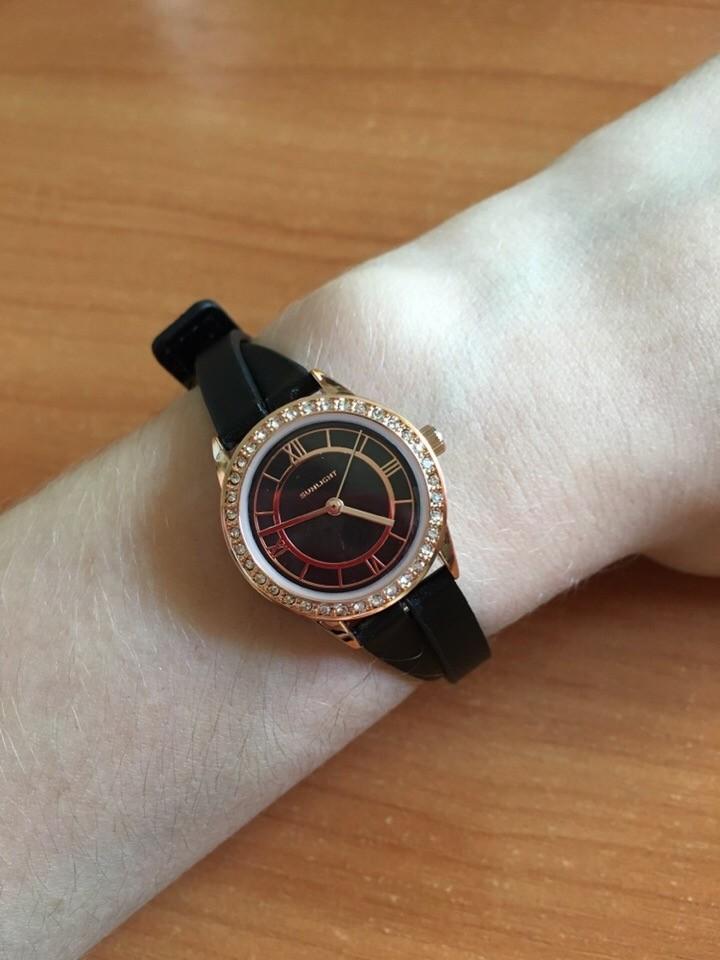 Эти часы просто прелесть!