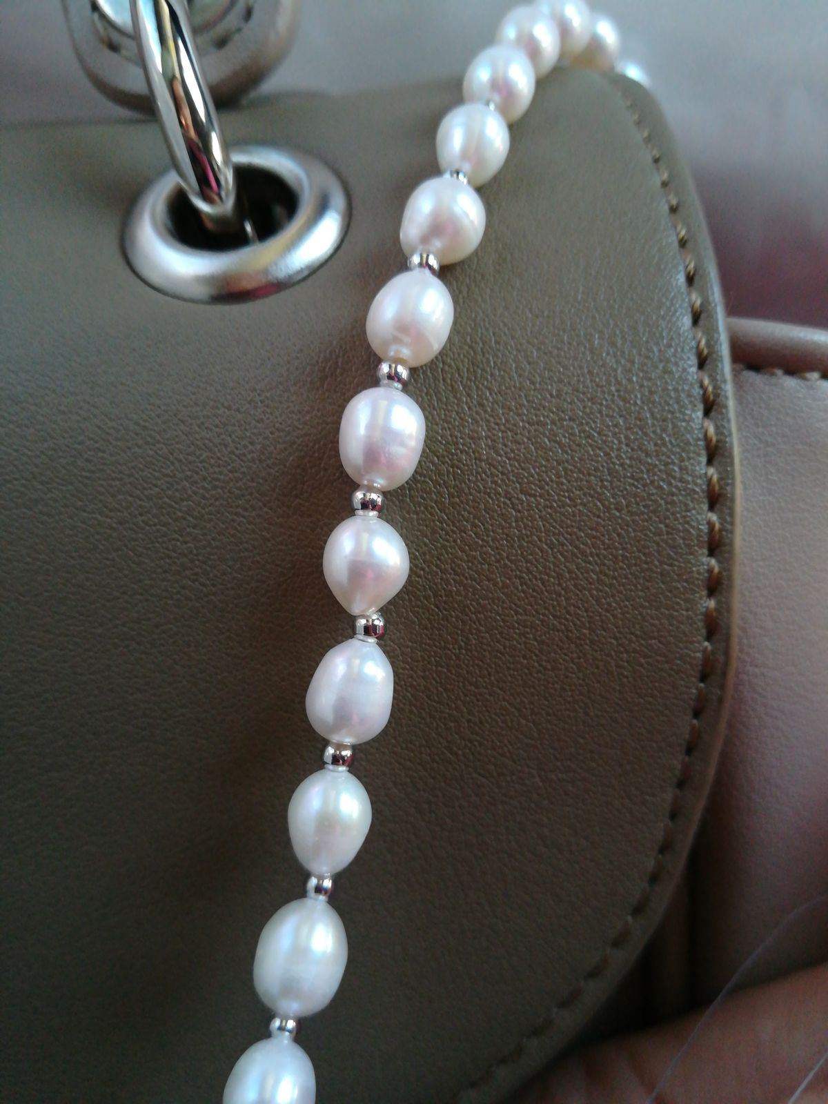 Жемчужное ожерелье 😉