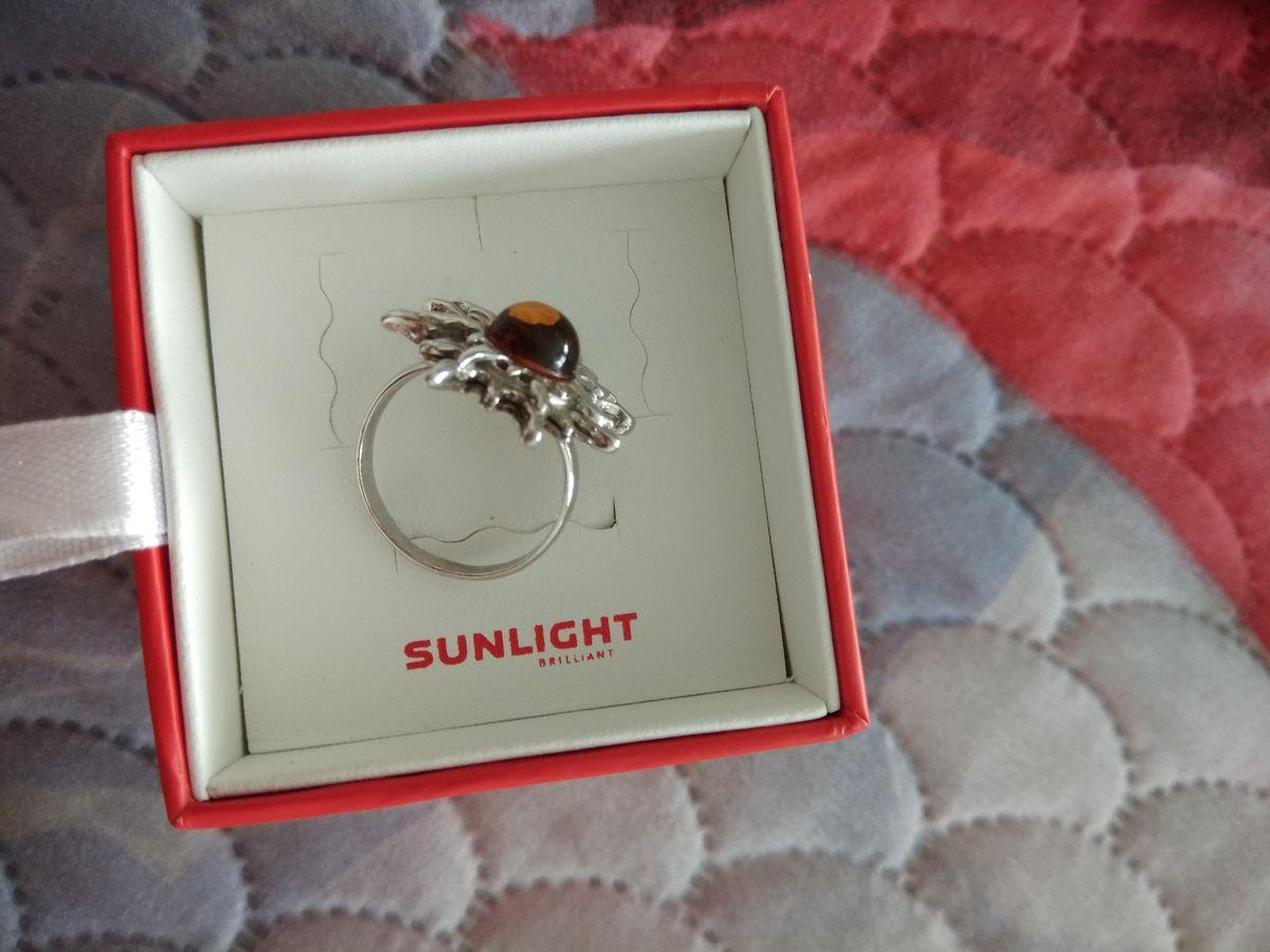Кольцо-солнце
