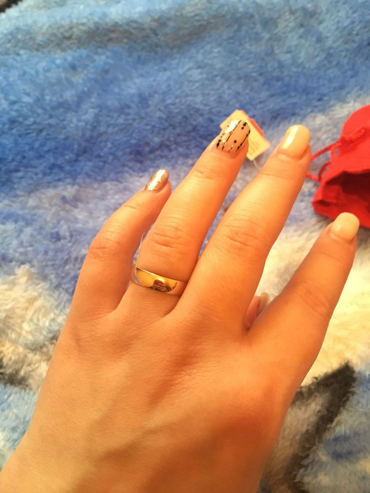 Отличные кольца, рекомендую!!!👍