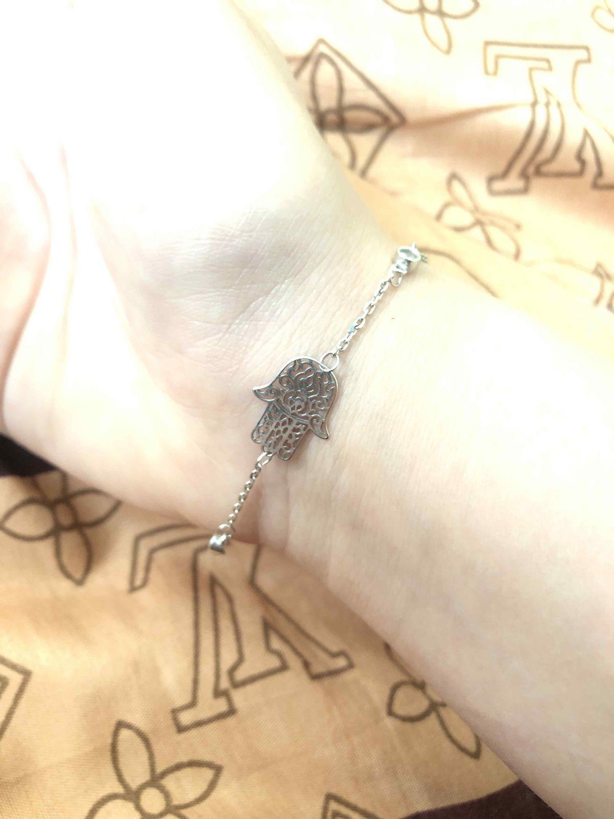 Удобный и красивый браслет