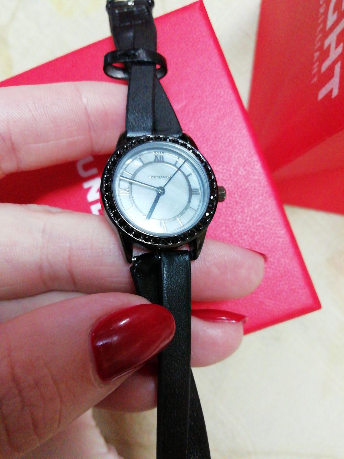 Красивые часы, но не качество ремня.