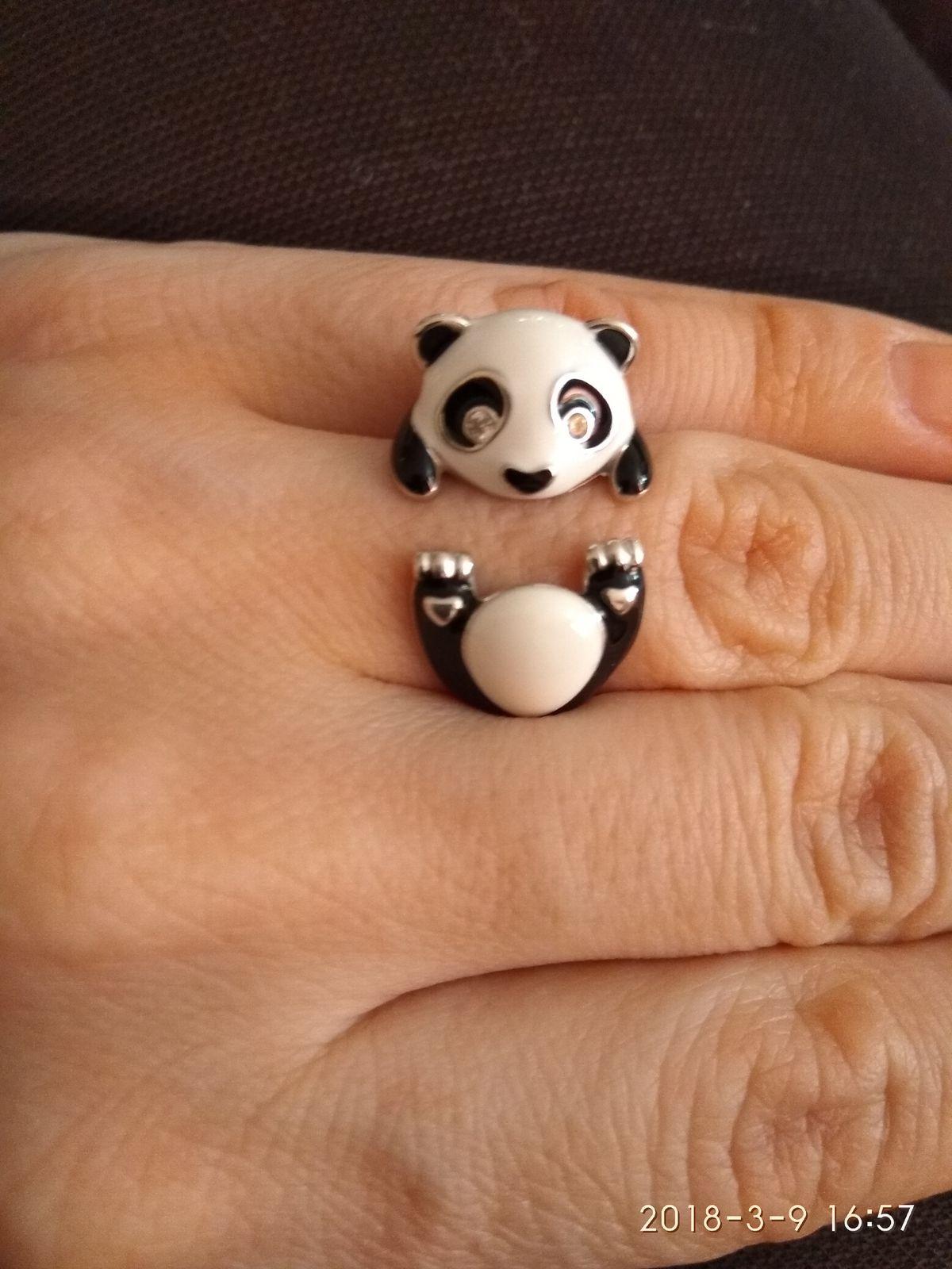 Симпатичный панда