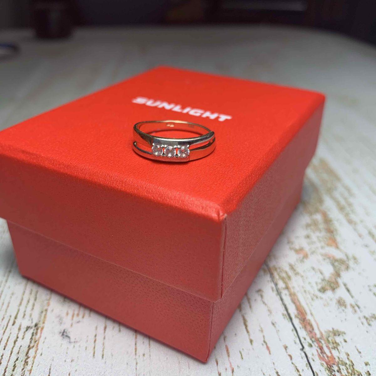 Очень простое и изящное кольцо