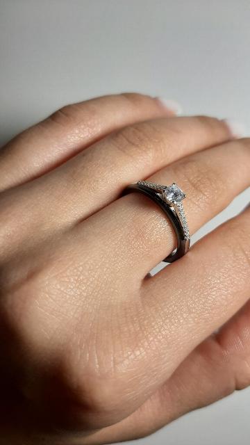 Кольцо прекрасное и удобное