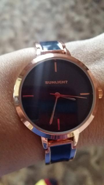 Очередные часы от sunlight)))