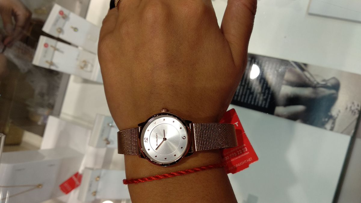 Наручные часы себе в подарок