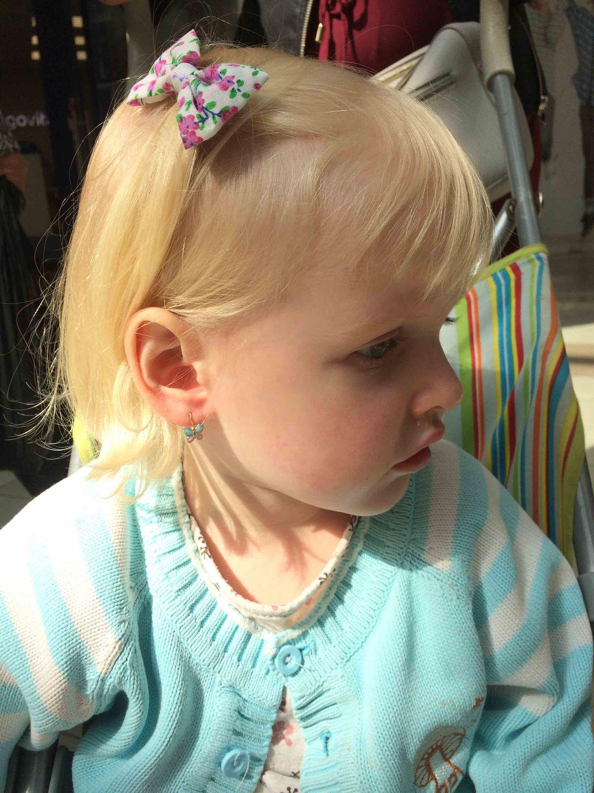 Маленькие бабочки для дочки