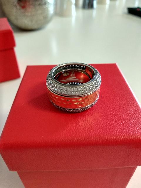 Кольцо итальянской коллекции