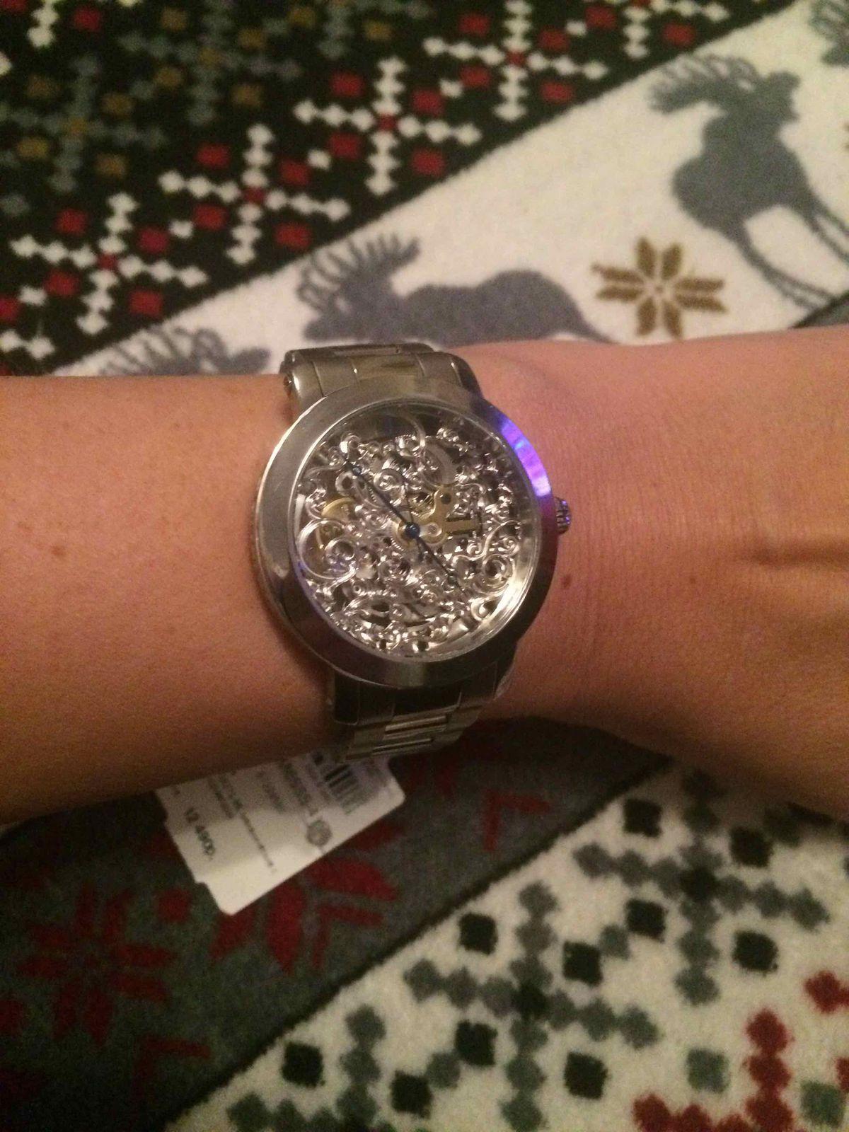 Любимые часы!