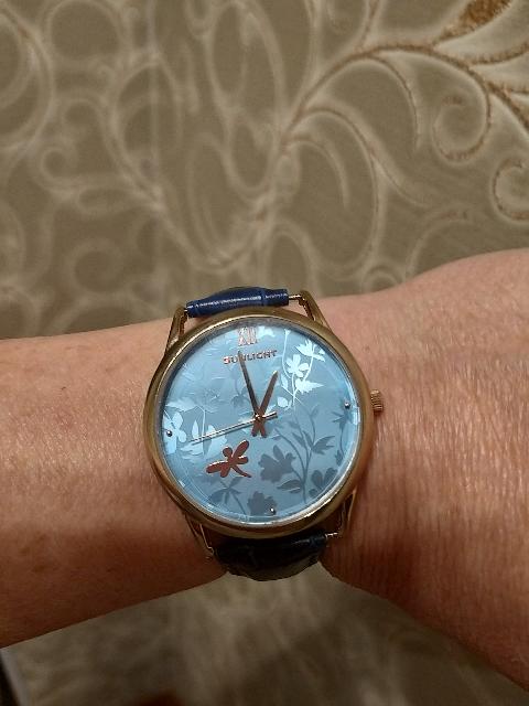 Часы понравились,спасибо Sunlight