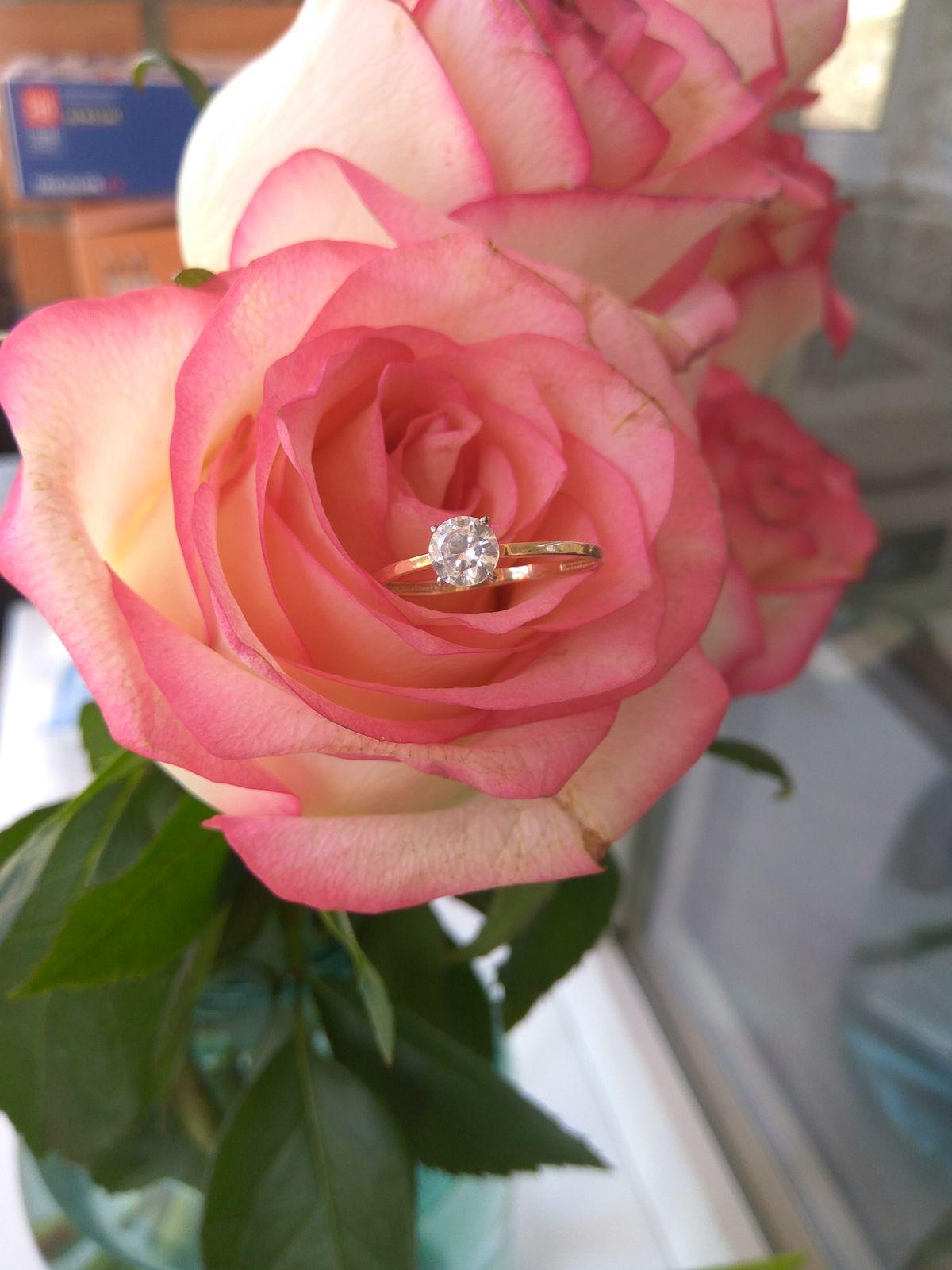 Кольцо-мечта для любой девушки!!!