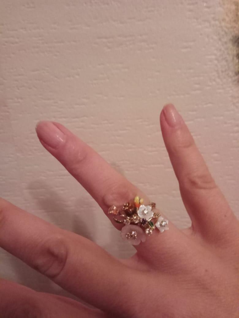 Сказочное кольцо