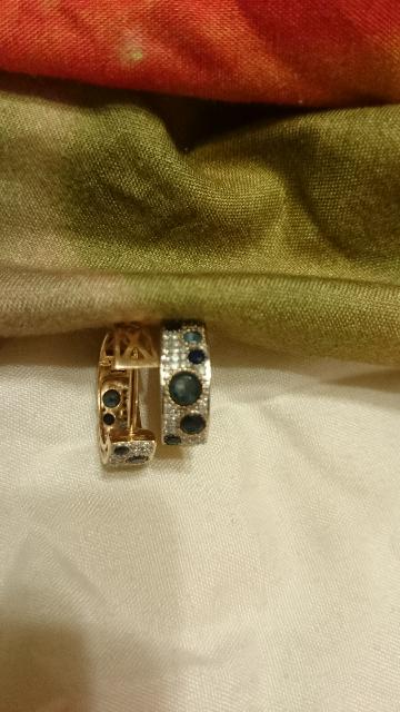 Серьги + кольцо 💍 шикарный выбор
