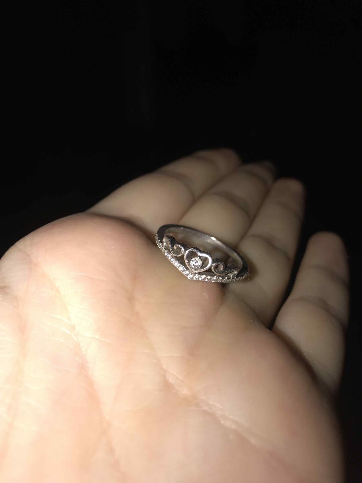 Кольцо для настоящей принцессы