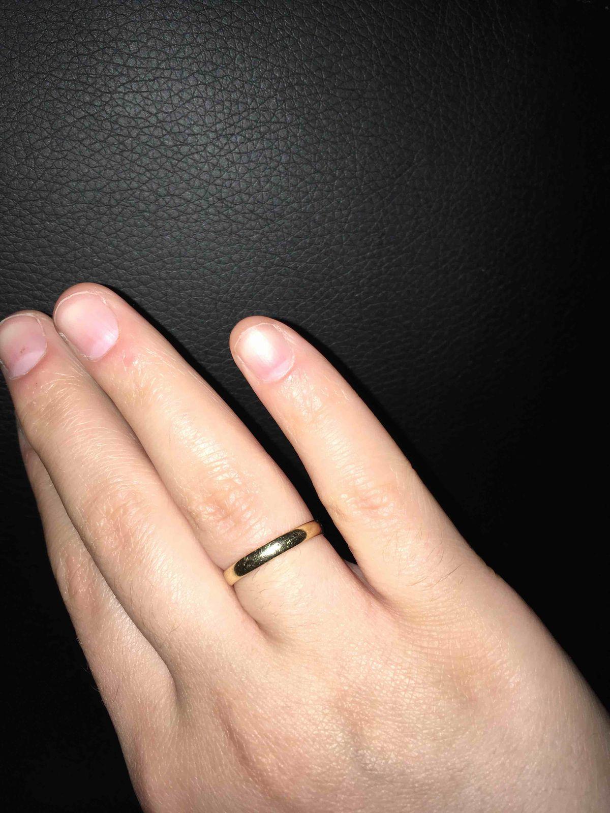 Наши кольца)