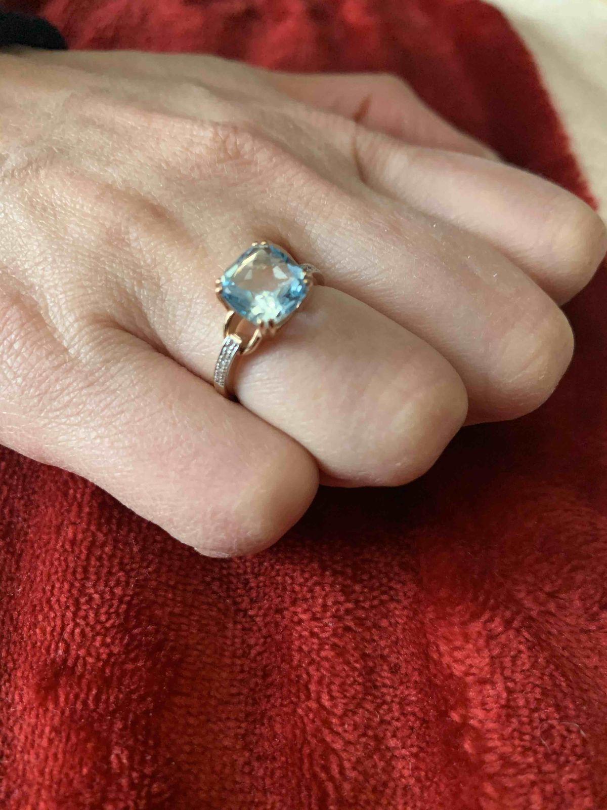 Впечатляющее кольцо