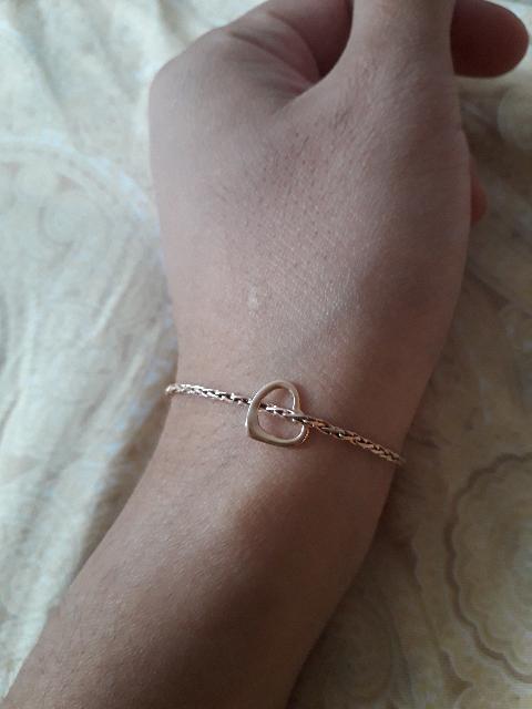 Золотое сердечко