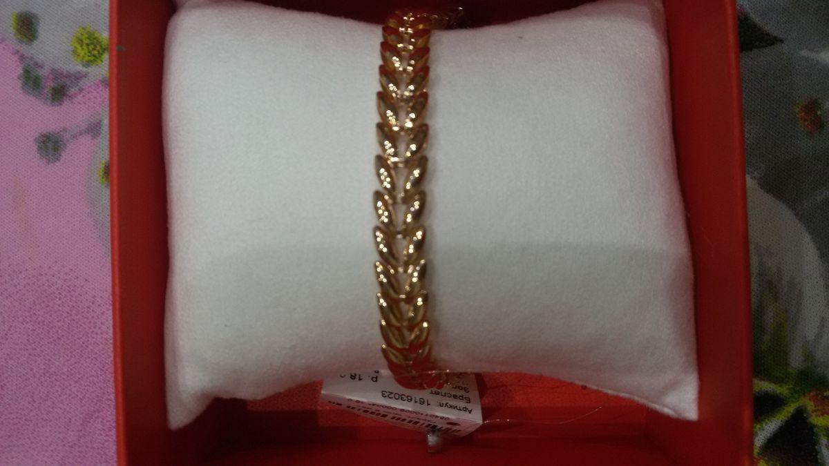 Фиеричный браслет